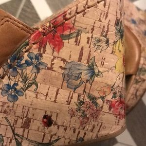 boc Shoes - Bøc Floral Wedge